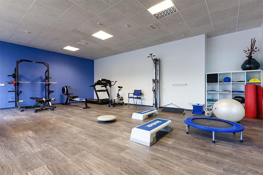 Fitnessruimte PMC Cuijk