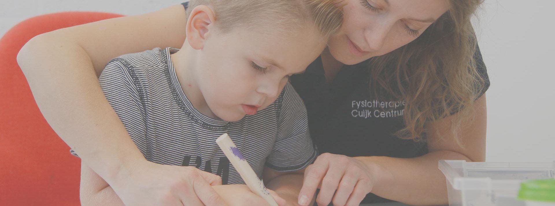 Paramedische zorg voor uw kind